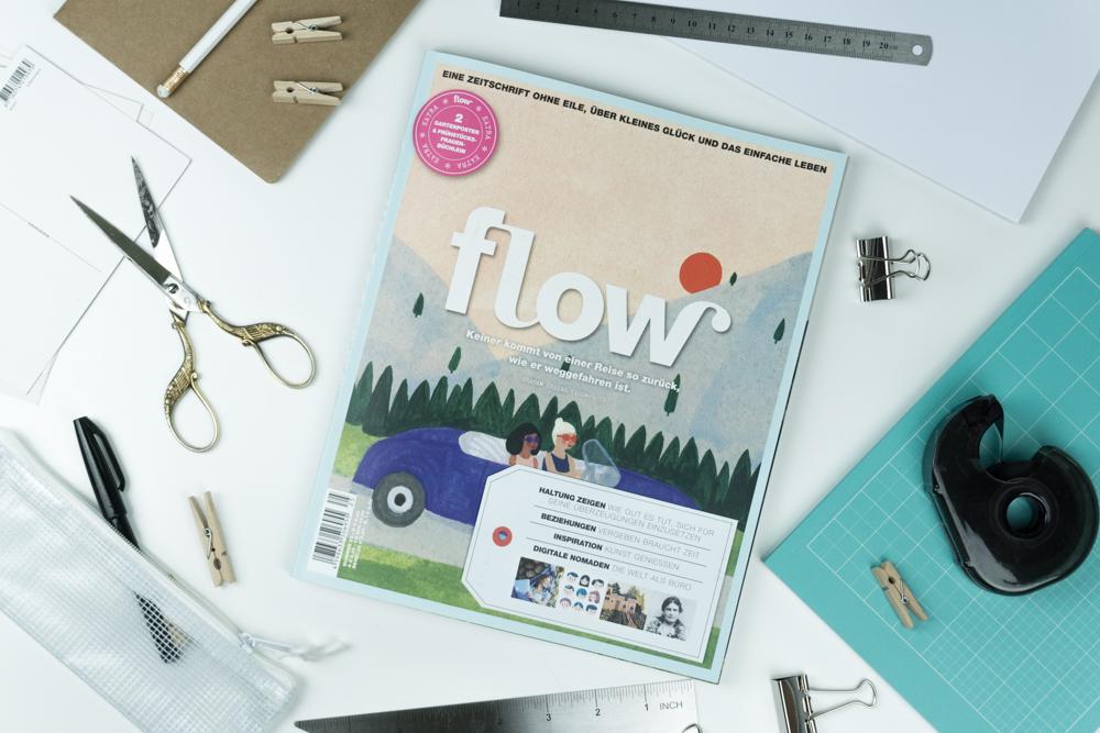 Inspirationen aus dem FLOW-Magazin + Gewinnspiel