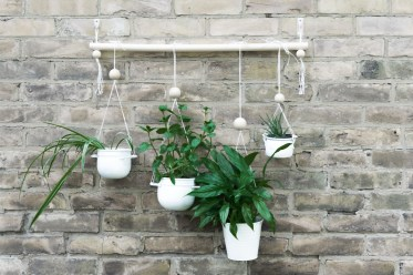 schereleimpapier DIY und Upcycling Blog aus Berlin - kreative Tutorials für Geschenke, Möbel und Deko zum Basteln – Vertikalen Garten selber bauen