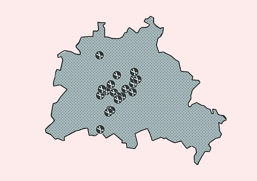 Diy In Der Hauptstadt Meine Tipps Für Bastelläden In Berlin