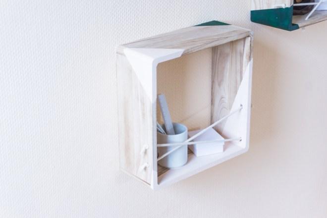 Von Der Stange Zum Unikat Regal Dekorieren Diy Möbel Hack