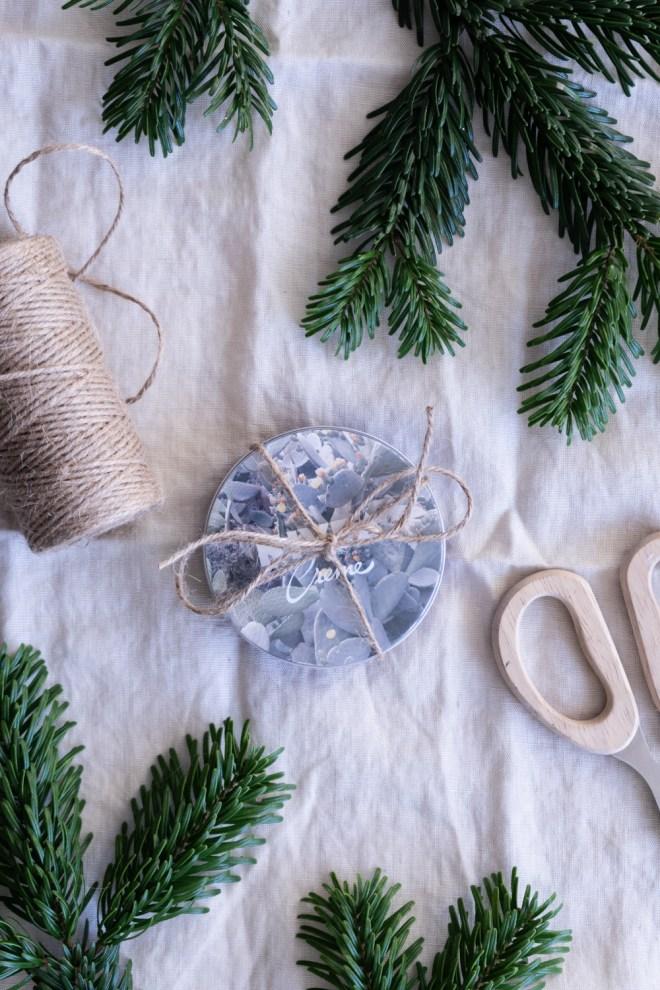 DIY Weihnachtsgeschenk schereleimpapier kreative Tutorials für DIY Geschenke, DIY Möbel und DIY Deko zum Basteln