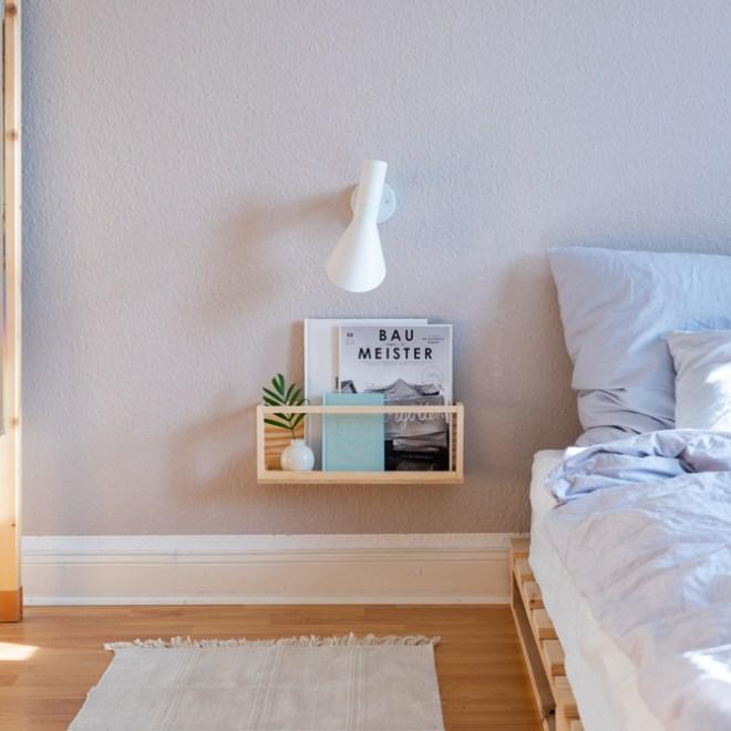 DIY Zeitungshalter selber bauen schereleimpapier kreative Tutorials für DIY Geschenke, DIY Möbel und DIY Deko zum Basteln
