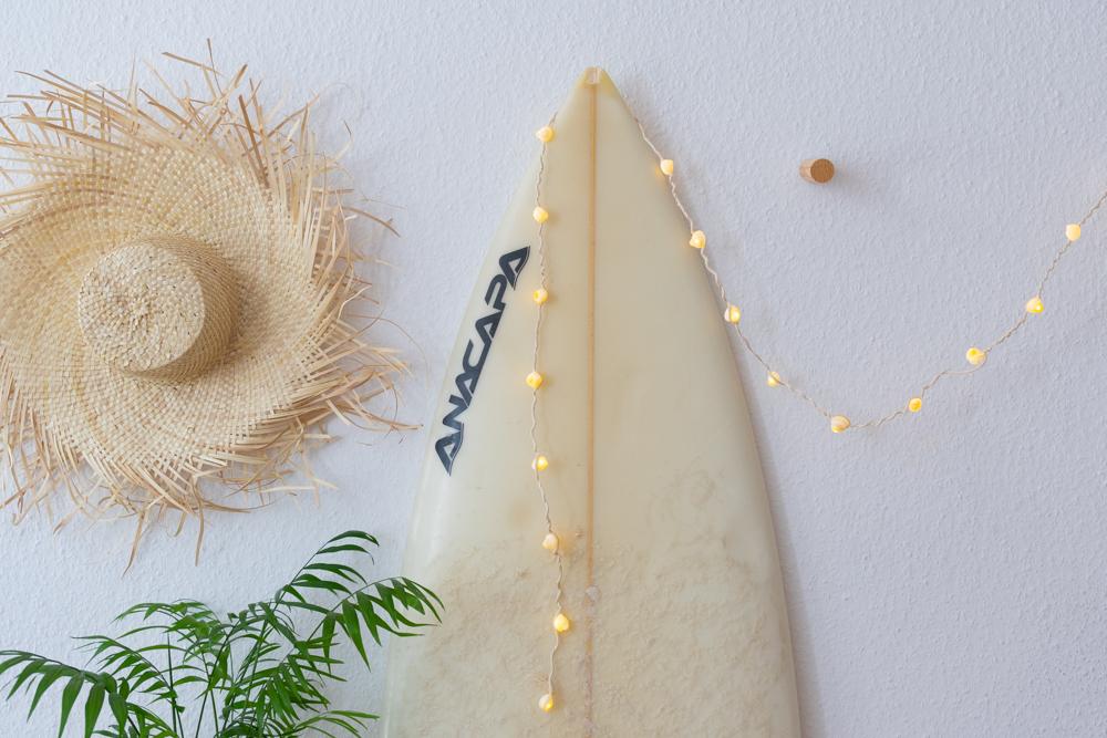 DIY Muschel Deko basteln schereleimpapier kreative Tutorials für DIY Geschenke, DIY Möbel und DIY Deko zum Basteln