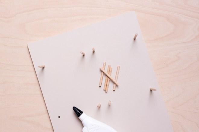 Vom Adventskalender zum Utensilo schereleimpapier kreative Tutorials für DIY Geschenke, DIY Möbel und DIY Deko zum Basteln