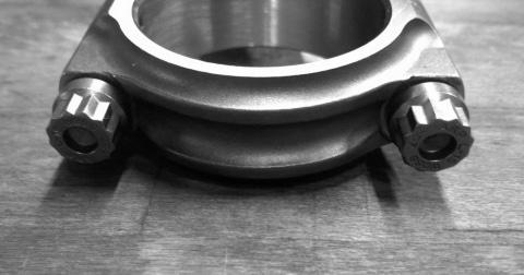 SCHERER Motoren GbR - Tuning Pleuel in Nahaufnahme