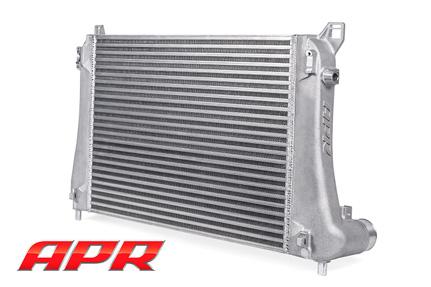 APR MQB Ladeluftkühler (Intercooler) Audi S3 8V TTS 8S Golf7 R GTI Octavia RS 5E Leon Cupra 5F