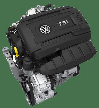 EA888.3 (gen 3) Motor (offizielle Grafik)
