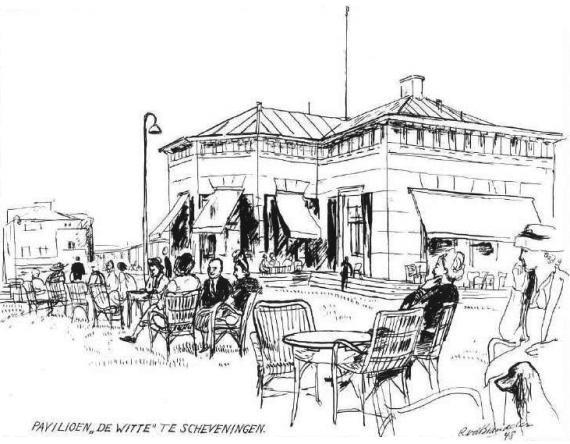 Het Paviljoen Von Wied