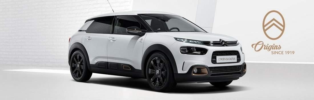 Citroën C4 Cactus occasion