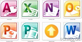 Office 2010: Neue Symbole
