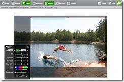 Snipshot - Edit pictures online