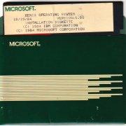Microsoft XENIX-Diskette