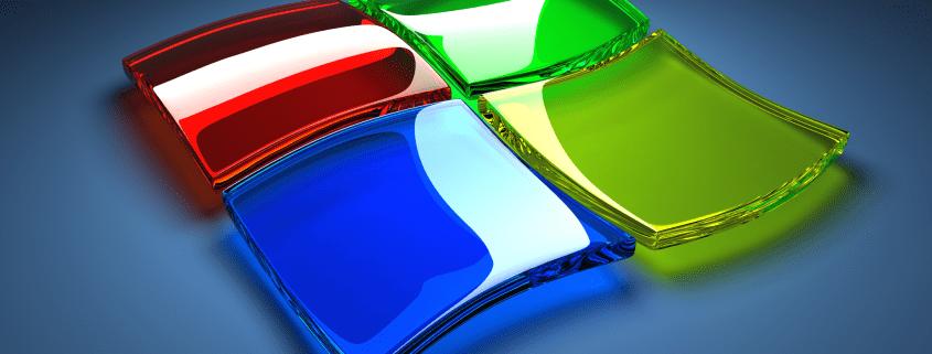 Windows 7: Hintergrundbild Crystal Skin Pack