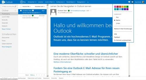 Das Neue Outlook