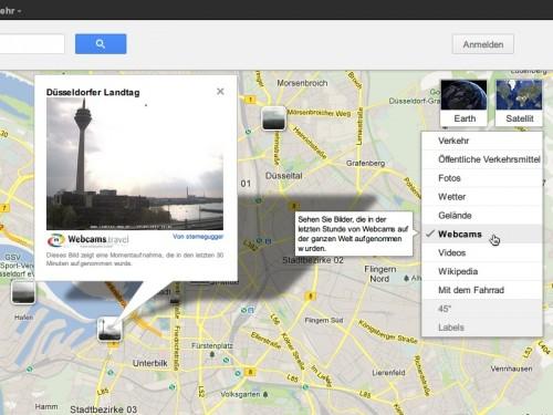 google-maps-webcams