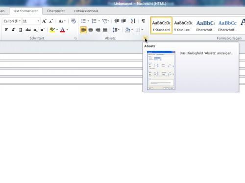 outlook-text-formatieren-absatz