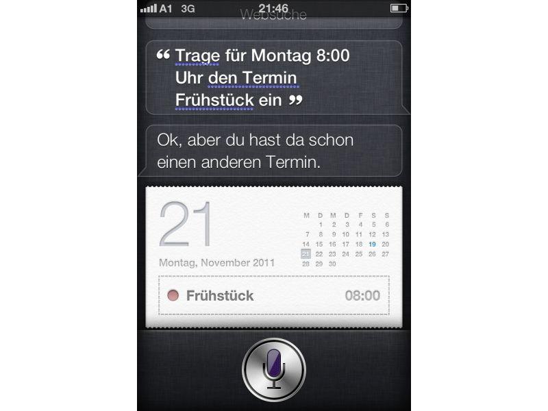 So Korrigieren Sie Was Die Siri Sprach Erkennung Verstanden Hat
