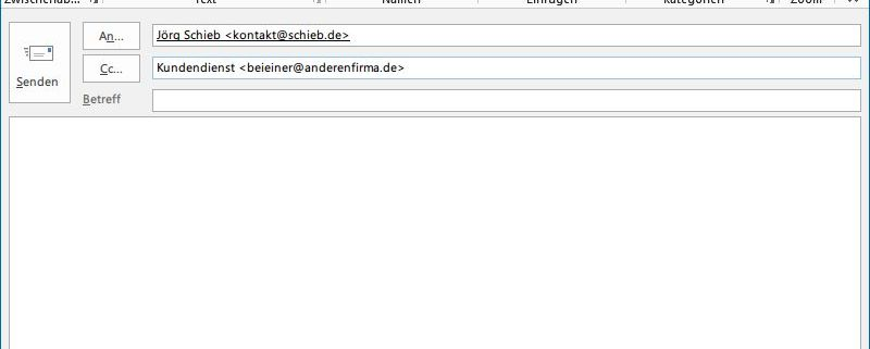 Was Ist Cc Email