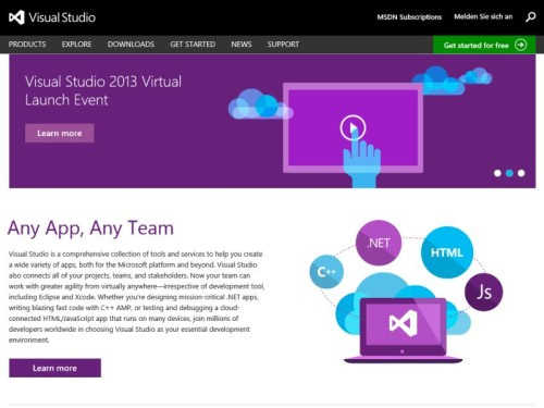 visual-studio-2013-launch-event