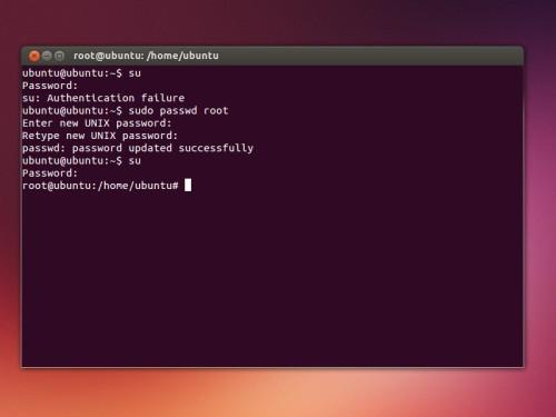 ubuntu-live-root-passwort-setzen