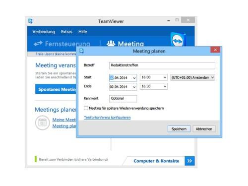 teamviewer-meeting-planen