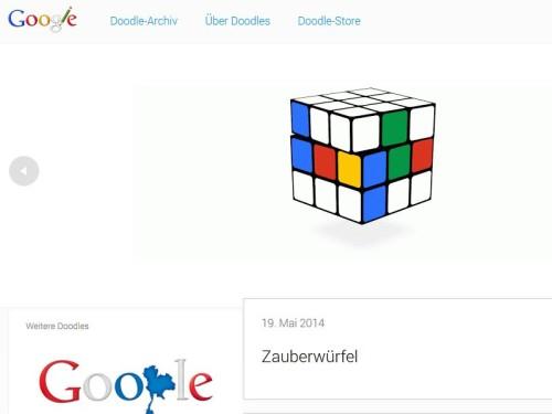google-doodle-rubik