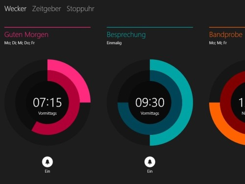 win81-wecker-app