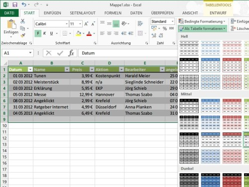 excel-als-tabelle-formatieren-formatvorlagen