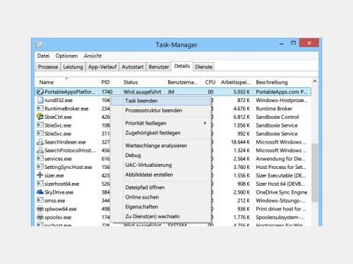 taskmanager-portableapps-platform-task-beenden