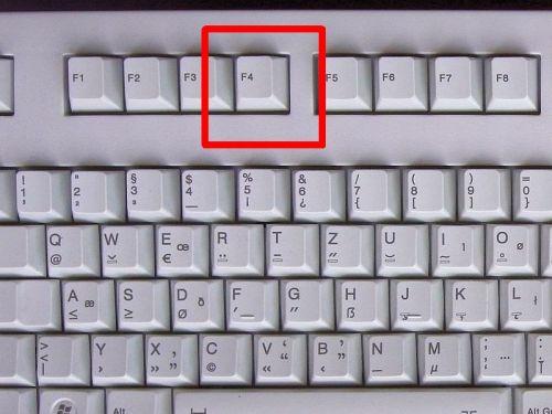 tastatur-f4