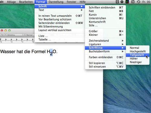 osx-textedit-format-schrift-tiefgestellt