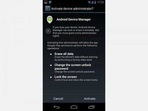 android-device-administrator