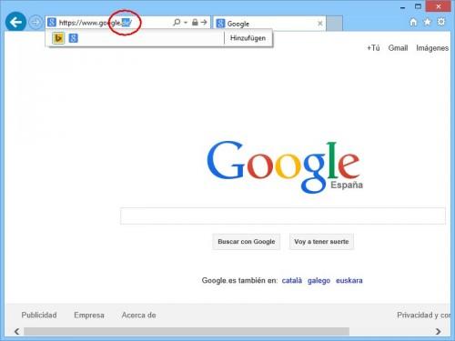 google-auf-deutsch