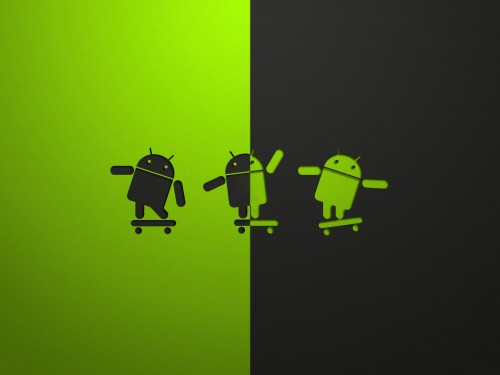 android-dancing