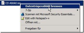 Windows 7 Brennprogramm