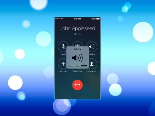 Android Lautstärke Einstellen