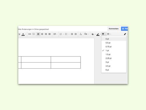 google-docs-tabelle-rahmen-0pt