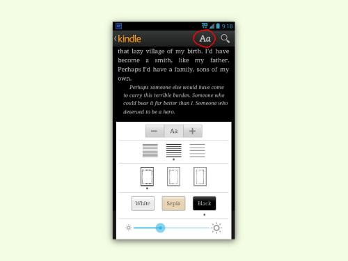 kindle-app-helligkeit