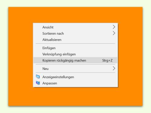 windows-desktop-kopieren-rueckgaengig-machen