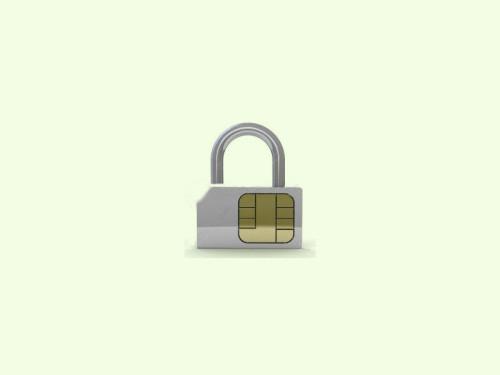 sim-lock