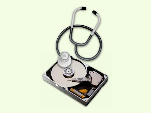festplatten-diagnose