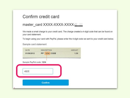 Paypal Konto Bestätigen Dauer