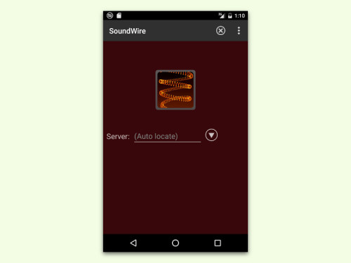 soundwire-android