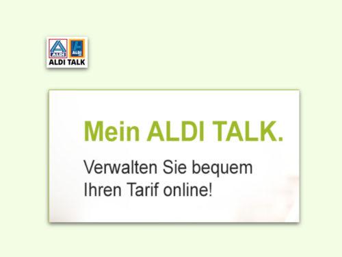 aldi-talk-tarif-online-verwalten