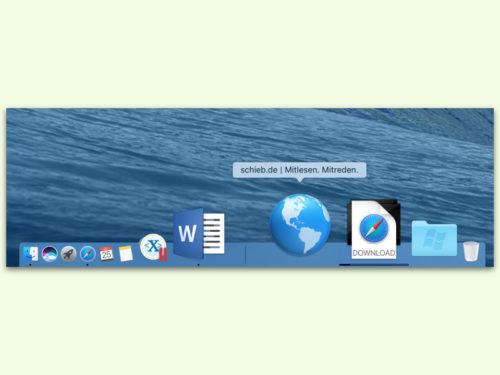 mac-dock-website-hinzufuegen