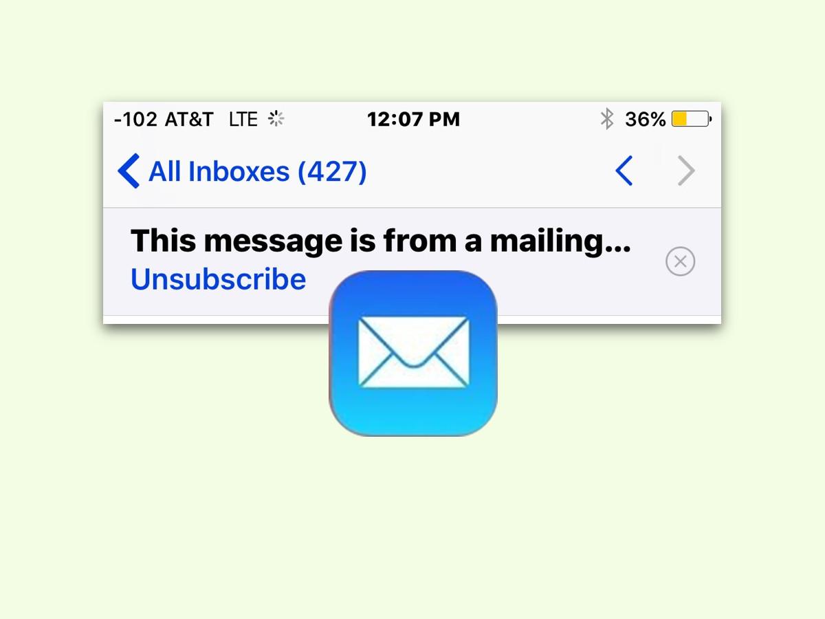 Email Beenden
