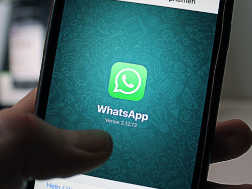 Chats In Whatsapp Verbergen Schiebde