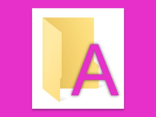 fonts-icon