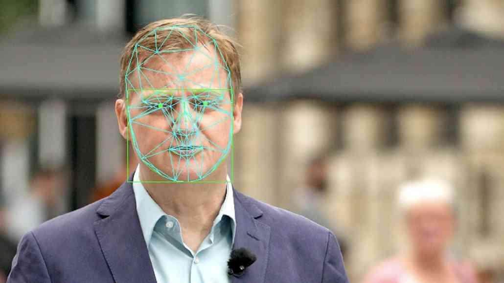 Jörg Schieb Gesichts-Scanner