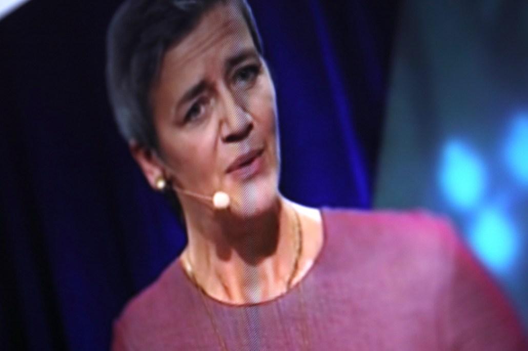 EU Kommissarin Margrete Vestager